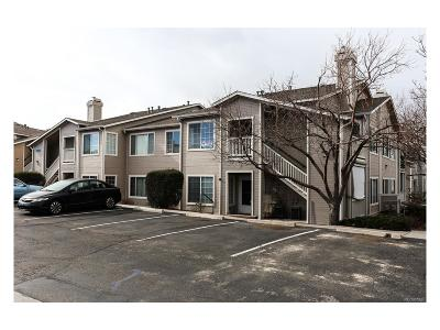 Highlands Ranch Condo/Townhouse Active: 3722 Cactus Creek Court #203