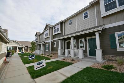 Commerce City Condo/Townhouse Active: 14700 East 104th Avenue #3602