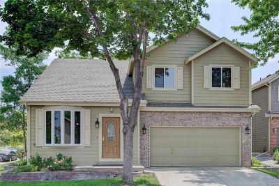 Highlands Ranch Single Family Home Under Contract: 8352 Sunnyside Place