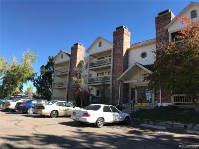 Condo/Townhouse Under Contract: 15911 East Dakota Place #101