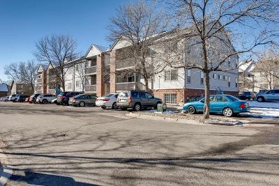 Arvada Condo/Townhouse Active: 10734 West 63rd Place #105