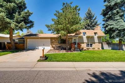 Denver CO Single Family Home Active: $449,900
