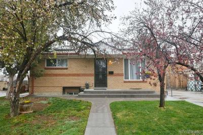Single Family Home Sold: 7210 Quivas Street