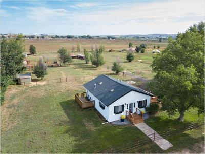 Lafayette Single Family Home Under Contract: 12075 Flagg Drive
