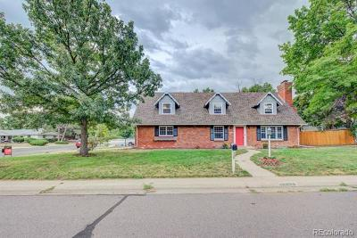 Wheat Ridge Single Family Home Active: 12420 West 35th Avenue