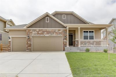 Aurora Single Family Home Active: 22436 East Layton Circle