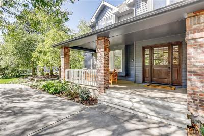 Boulder Single Family Home Under Contract: 2369 Spotswood Place