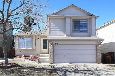 Highlands Ranch Single Family Home Active: 9731 Autumnwood Place