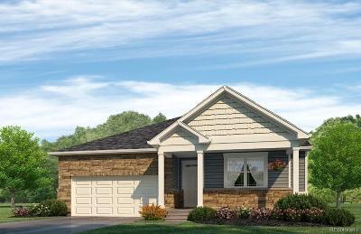 Aurora Single Family Home Active: 22446 East Layton Circle