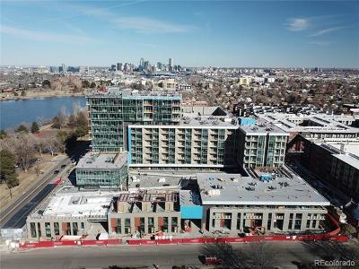 Denver Condo/Townhouse Active: 4200 West 17th Avenue #913