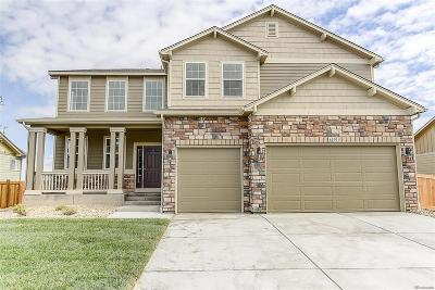 Castle Rock Single Family Home Active: 4450 Sidewinder Loop