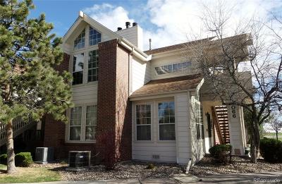 Littleton Condo/Townhouse Under Contract: 3066 West Prentice Avenue #J