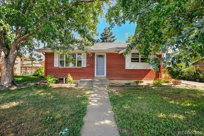 Northglenn Single Family Home Active: 2089 East 116th Avenue