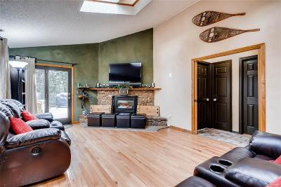 Golden, Lakewood, Arvada, Evergreen, Morrison Single Family Home Active: 8515 South Doubleheader Ranch Road