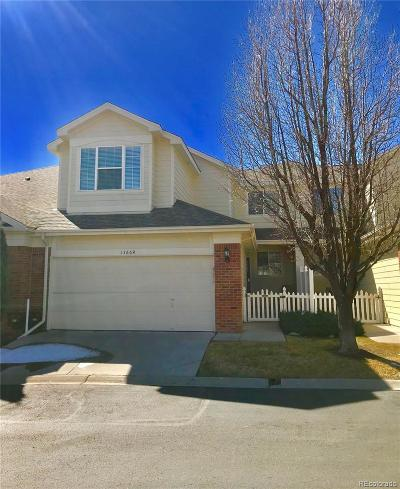 Arvada Condo/Townhouse Active: 13664 West 61st Circle