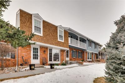Centennial Condo/Townhouse Active: 7338 South Knolls Way