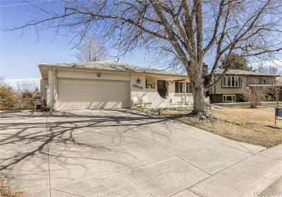 Littleton Single Family Home Active: 13642 Omega Circle