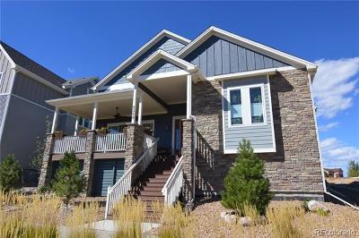 Castle Pines, Castle Rock, Larkspur Single Family Home Active: 4358 Fell Mist Way