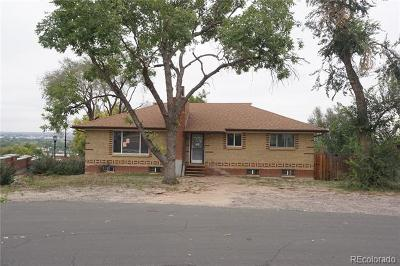 Wheat Ridge Single Family Home Active: 3400 Kipling Street