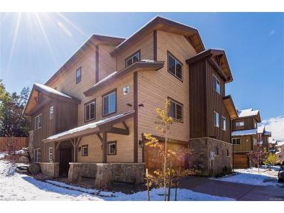 Steamboat Springs Condo/Townhouse Active: 455 Willett Heights Court