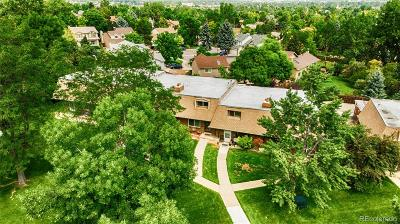 Littleton Condo/Townhouse Under Contract: 7911 West Glasgow Place