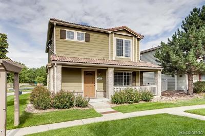 Denver Single Family Home Active: 21405 East 46th Avenue