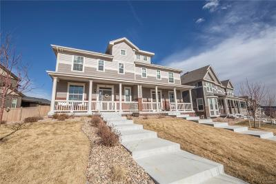Castle Rock Condo/Townhouse Active: 4302 North Meadows Drive