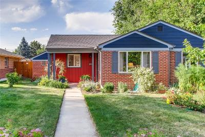 Arvada Single Family Home Active: 7403 Robinson Way