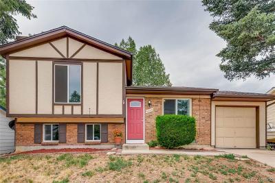 Single Family Home Active: 4323 South Xenon Street