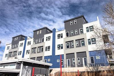 Denver Condo/Townhouse Active: 435 South Forest Street #5