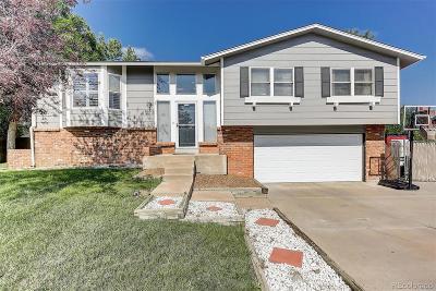 Littleton Single Family Home Active: 8063 South Otis Court