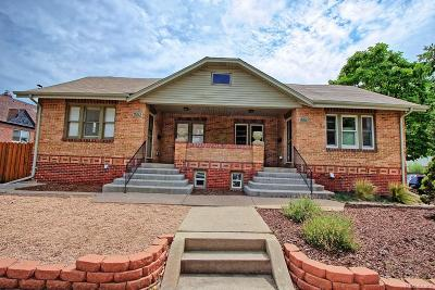 Denver Multi Family Home Active: 1550 Perry Street