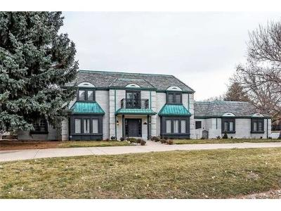 Centennial, Cherry Hills Village, Englewood, Greenwood Village, Littleton, Highlands Ranch, Castle Pines, Castle Pines N, Lone Tree Single Family Home Active: 2 Cherrymoor Drive