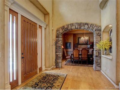 Castle Rock Single Family Home Active: 871 Diamond Ridge Circle