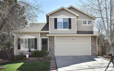 Arvada Single Family Home Under Contract: 16178 West 70th Place