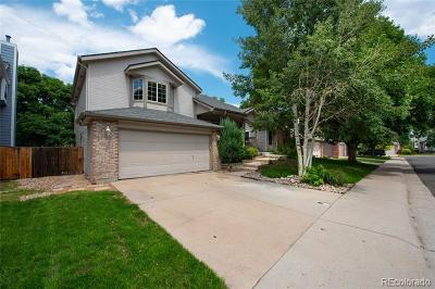 Highlands Ranch Single Family Home Active: 7261 Palisade Drive