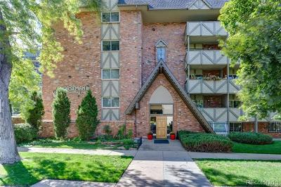 Condo/Townhouse Active: 1243 Gaylord Street #205