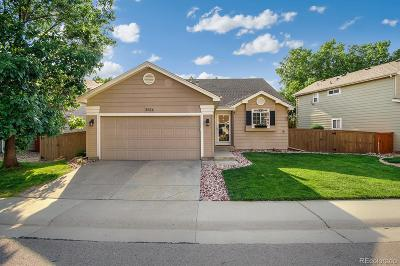 Highlands Ranch Single Family Home Active: 3624 Bucknell Drive
