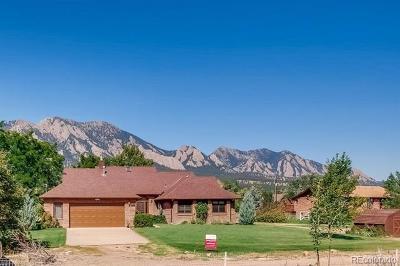 Eldorado Springs Single Family Home Active: 4661 Eldorado Springs Drive