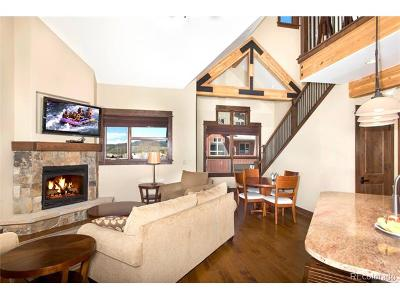 Summit County Condo/Townhouse Active: 30 Watertower Way #203