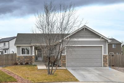 Fort Lupton Single Family Home Active: 1622 Ponderosa Court