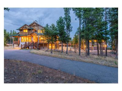 Conifer Single Family Home Sold: 9101 Mountain Ranch Road