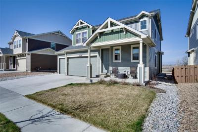 Commerce City Single Family Home Active: 10799 Troy Street