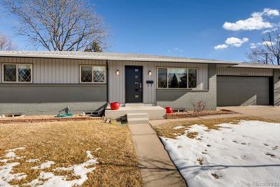 Golden Single Family Home Active: 2106 Zinnia Street