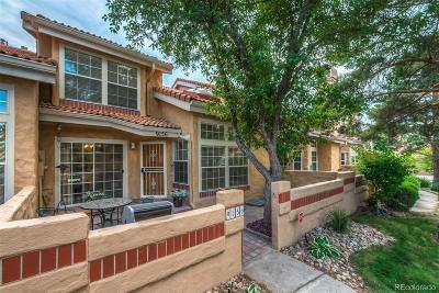 Lone Tree Condo/Townhouse Under Contract: 9156 Madre Place