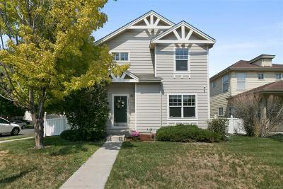 Aurora Single Family Home Active: 16975 East Arkansas Avenue