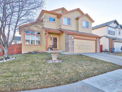 Broomfield Single Family Home Active: 4252 Snowbird Avenue