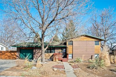 Arvada Single Family Home Active: 6042 Van Gordon Street