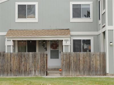 Arvada Condo/Townhouse Active: 8794 Chase Drive #11