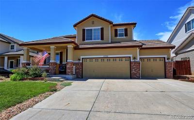 Commerce City Single Family Home Active: 11739 Jasper Street